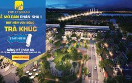 Thông tin Dự Án Đất nền Phú An Khang, Nghĩa Phú, Quảng Ngãi